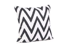 Add the #geometric #trend to your #home with some of our #cushions like this Ikat cushion :D