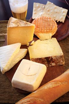 Great advice for pairing beer and cheese