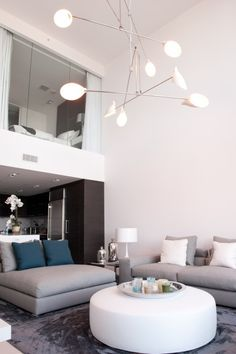 the whole look, very inviting, love the light fixture.