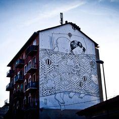 Le street art de Millo | HouHouHaHa