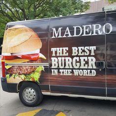 8 January 2017 / Madero: The best burger in the world; Morumbi Shopping, São Paulo City.