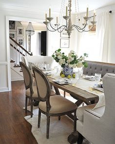 We've got a new post up on the blog with all the details of our Mother's Day brunch setup and a $250 giveaway to @birchlane!!! Hurry over to enter. As always, you can tap for some sources or visit our blog for a very detailed source list with lots of links and all paint color info.  #promotion