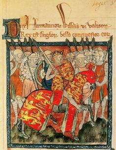 WILLIAM I  c. 1028-1087  KNOWN AS WILLIAM THE CONQUEROR - 1st NORMAN KING - DESCENDED FROM VIKING RAIDER'S. LAUNCHED THE NORMAN CONQUEST OF ENGLAND IN  1066.  MY 28th GG.