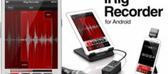 iRig Recorder For Android, now available from Google play.