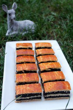 Nassolda - Page 22 of 106 - Hungarian Desserts, Hungarian Cake, Hungarian Recipes, World Recipes, My Recipes, Sweet Recipes, Cake Recipes, Poppy Cake, Xmas Dinner