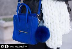 #Repost @wishes_reality with @repostapp.  Cozy layers and pop of cobalt  this gorgeous @freepeople comes in 3 colors and is only $12.49!!! Find it via @liketoknow.it www.liketk.it/2ck8L #liketkitsalealert #ltkstyletip  @mushroomstew #furpompom #furpompomkeychain #bagcharm