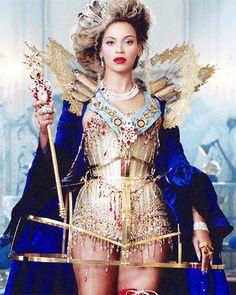 Queen B., ultimate woman