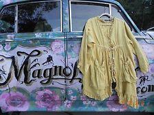 Magnolia Pearl Bee Pollen Linen Addie Jacket   Art to Wear