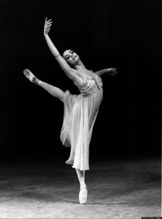Italian dancer Alessandra Ferri dancing for the Royal Ballet in 1984. (Photo by AGIP/RDA/Getty Images)