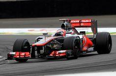 Jenson Button - Formula One.