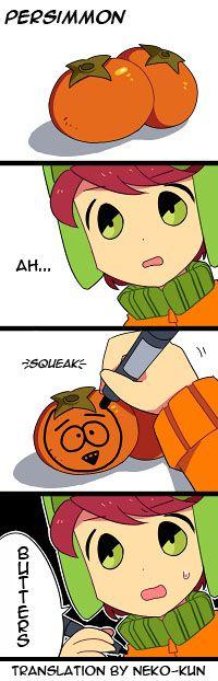 Haha, so cute ^^