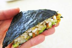 RECIPE: bread-free sushi sandwiches | Inhabitat - Sustainable Design Innovation, Eco Architecture, Green Building