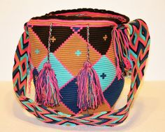 Wayu bag 100% authentic Handmade Wayuu Tribe Bag #Wayu #Susudediario