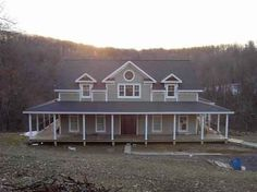 Country Style House Plans - 2098 Square Foot Home , 2 Story, 3 Bedroom and 2 Bath, 3 Garage Stalls by Monster House Plans - Plan 4-172   Country St…