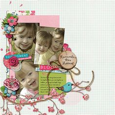 Digital Scrapbook - SAKURA COLLECTION | ForeverJoy