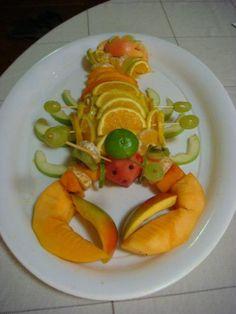 Fruit Lobster