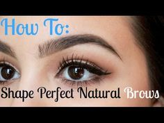 How to Get Perfect Eyebrows: 9 Eyebrow Shaping Tips for Beginners Eyebrows got you down? Learn how to get perfect eyebrows . How to Get Perfect Eyebrows: 9 Eyebrow Shaping Tips for Beginners Eyebrows got you down? Learn how to get perfect eyebrows . Guys Eyebrows, How To Trim Eyebrows, Natural Eyebrows, Eyebrows On Fleek, Shape Eyebrows, Arched Eyebrows, Eye Brows, Make Up, Pull Up