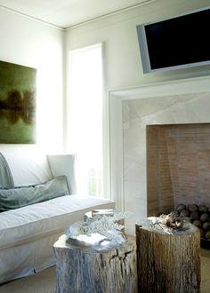 TV Over Mantel. #LimaOhio #Home #TV #Ideas