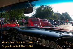 Here's a great look back at Super Run 2009 in downtown Red Deer. Follow this link: http://mystarcollectorcar.com/mscc-march-2017-traffic-star…/ #RedDeerSuperRun2009