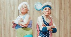 These Impressively Strong Grandmas Prove That Age Is Just A Number