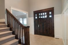 Front Entry by Cameo Homes Inc.