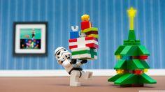 star wars christmas wallpaper - Pesquisa Google