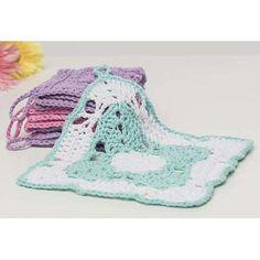 Premier® Spring Butterflies Washcloth Free Download