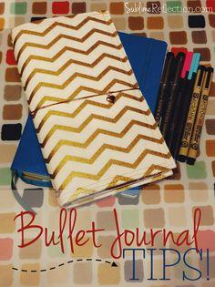 A Peek Inside My Bullet Journal