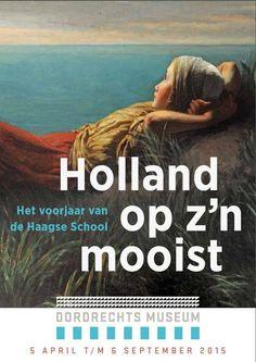 Tentoonstelling Holland op z'n mooist in het Dordrechts Museum, bezocht 16-08-15.