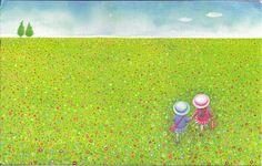 Drawn Imagination: Jimmy Liao