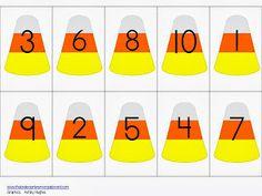math worksheet : october kindergarten worksheets  kindergarten worksheets  : Candy Corn Math Worksheets