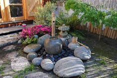 Jardin d'extérieur