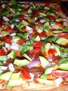 California Pizza recipe