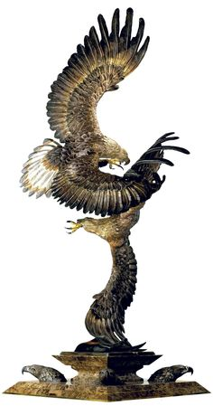 """""""Conflict of the Golden Eagles"""" 