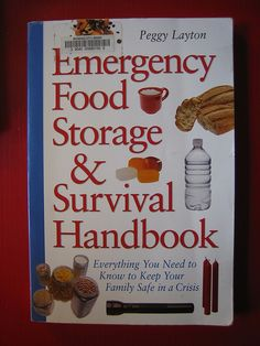 Food storage as a way of life, complete with recipes on cooking from scratch. Also a comprehensive manual for all aspects of emergency preparedness as far as what to have on hand.     Everything you need to know about green living learn more at www.self-sustainable-living.com