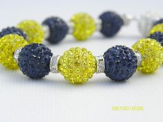 University of Michigan Wolverines Inspired by SimplyDaisyDesigns, $39.00