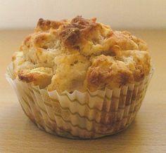 Apfel - Quark - Muffins 20