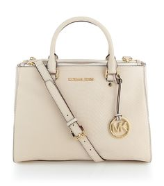 white elegance #Michael by Michael Korrs Perfect Bag