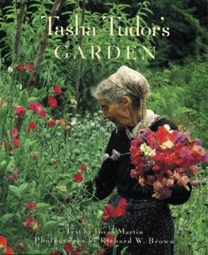 Tasha Tudors Garden in a book
