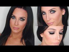 Soft Plum Makeup Tutorial   Tartelette Palette