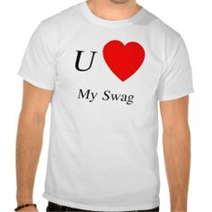 Shop U Luv My Swag T-Shirt created by Personalize it with photos & text or purchase as is! Cool Shirts, Funny Shirts, Tee Shirts, Funky Outfits, Cool Outfits, Drawing Clothes, Character Outfits, Fashion Sketches, Shirt Style