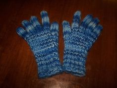 Free Knitting Pattern - Adult Gloves & Mittens: Adult Sized Gloves