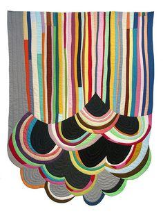 Modern Improv Quilts   daintytime ~ Sherri Lynn Wood