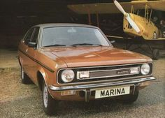 One of the worst cars in human history Classic Cars British, British Car, Morris Marina, Veteran Car, Mini Trucks, Top Cars, Commercial Vehicle, Car In The World, Police Cars