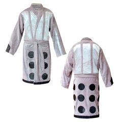 Albornoz Doctor Who. Dalek