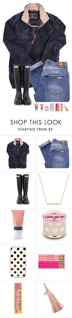 """25 q tag in D!"" by kolbee24 ❤ liked on Polyvore featuring beauty, True Grit, Nobody Denim, Hunter, ZoÃ« Chicco, Kate Spade, Burt's Bees, Meli Melo and bedroom"