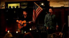"Acoustic by Candlelight: Neil Byrne and Ryan Kelly  "" Brown Eyed Girl"" 5..."