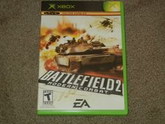 BATTLEFIELD 2: Modern Combat  (Video Game,Combat,Battle,Warfare,Xbox,Rated: T)