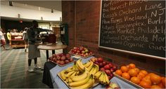 Tater Tots? At Prep Schools, Try the Rutabaga Fries, NYT - Food trends in NYC private schools.