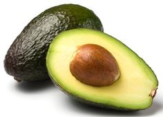 Eating 1 avocado a day as it's an excellent source of dietary fiber; soluble and insoluble fibers. And it's a healthy fat. Women need 25 grams of fiber everyday.